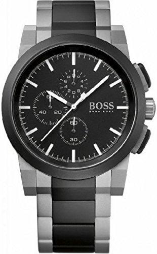 """ヒューゴボス 高級腕時計 メンズ 【送料無料】Hugo Boss Men""""s Classic Black Dial Watch - 1512958ヒューゴボス 高級腕時計 メンズ"""