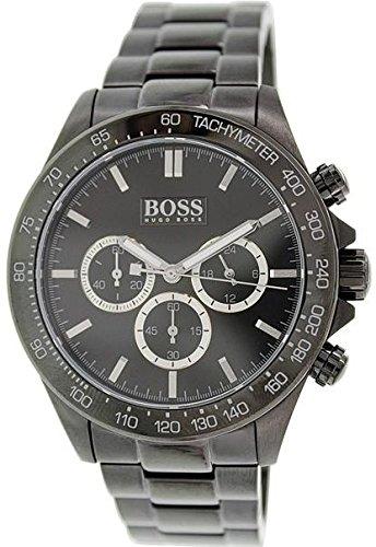 ヒューゴボス 高級腕時計 メンズ 1512961 1512961 Hugo Boss Black Stainless Steel Mens Watch - Black Dialヒューゴボス 高級腕時計 メンズ 1512961