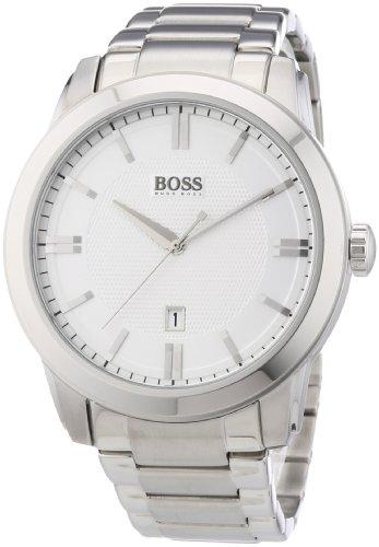 ヒューゴボス 高級腕時計 レディース 1512768 【送料無料】Hugo Boss 1512768 Black Calfskin Band Men's & Women's Watchヒューゴボス 高級腕時計 レディース 1512768