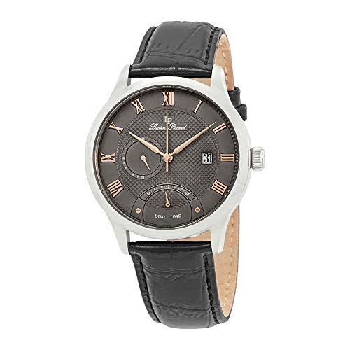 腕時計 ルシアンピカール メンズ LP-10339-014-RA 【送料無料】Lucien Piccard Volos Retrograde Dual Time Men's Watch 10339-014-RA腕時計 ルシアンピカール メンズ LP-10339-014-RA