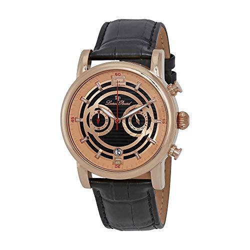 ルシアンピカール 腕時計 メンズ LP-14084-RG-01 【送料無料】Lucien Piccard Morano Chronograph Men's Watch LP-14084-RG-01ルシアンピカール 腕時計 メンズ LP-14084-RG-01