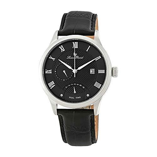 ルシアンピカール 腕時計 メンズ LP-10339-01 【送料無料】Lucien Piccard Volos Retrograde Dual Time Men's Watch 10339-01ルシアンピカール 腕時計 メンズ LP-10339-01