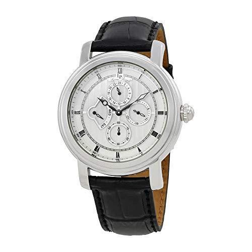 ルシアンピカール 腕時計 メンズ LP-40009-02S 【送料無料】Lucien Piccard Valarta Retrograde Day Men's Watch LP-40009-02Sルシアンピカール 腕時計 メンズ LP-40009-02S