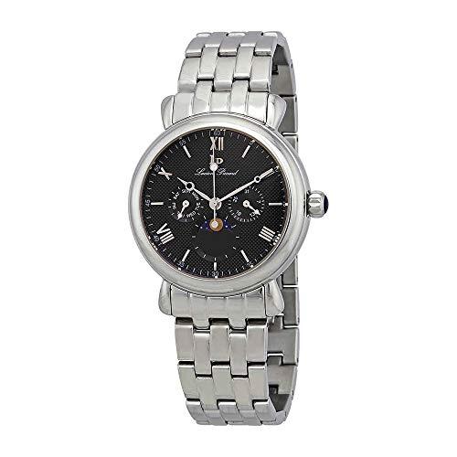 腕時計 ルシアンピカール メンズ LP-40007-11 【送料無料】Lucien Piccard Sierra Moon Phase Men's Watch 40007-11腕時計 ルシアンピカール メンズ LP-40007-11