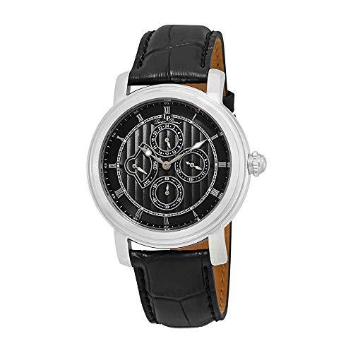 ルシアンピカール 腕時計 メンズ LP-40009-01 【送料無料】Lucien Piccard Valarta Retrograde Day Men's Watch LP-40009-01ルシアンピカール 腕時計 メンズ LP-40009-01