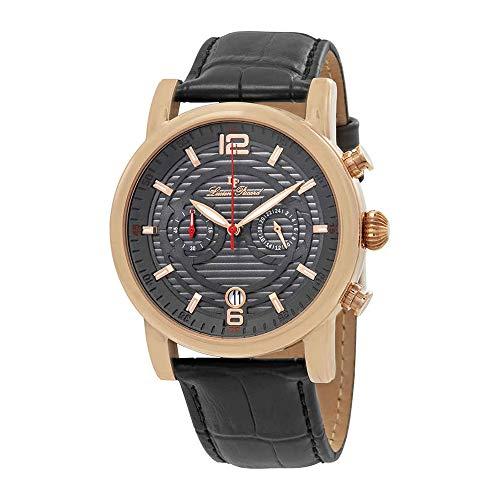 腕時計 ルシアンピカール メンズ LP-14084-RG-014 【送料無料】Lucien Piccard Morano Chronograph Men's Watch LP-14084-RG-014腕時計 ルシアンピカール メンズ LP-14084-RG-014