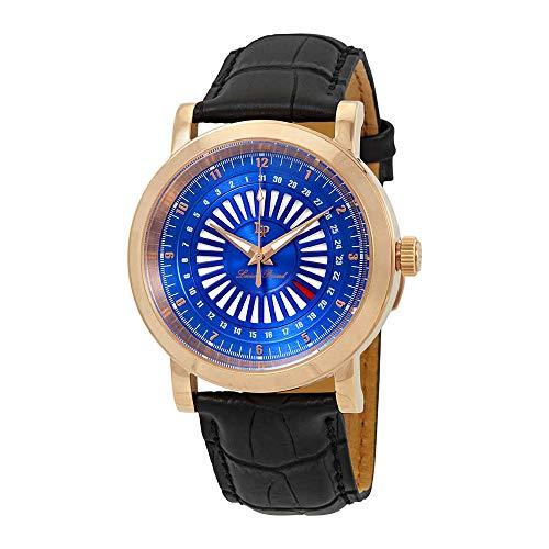 ルシアンピカール 腕時計 メンズ LP-40014-RG-03 【送料無料】Lucien Piccard Ruleta Date Indicator Men's Watch LP-40014-RG-03ルシアンピカール 腕時計 メンズ LP-40014-RG-03