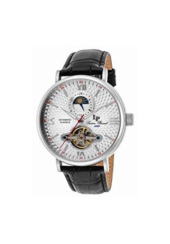 ルシアンピカール 腕時計 メンズ LP-15040-02S Lucien Piccard Babylon Open Heart Automatic Mens Watch LP-15040-02Sルシアンピカール 腕時計 メンズ LP-15040-02S