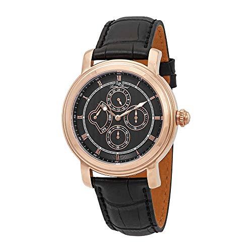腕時計 ルシアンピカール メンズ 40009-RG-01 【送料無料】Lucien Piccard Valarta Retrograde Day Men's Watch LP-40009-RG-01腕時計 ルシアンピカール メンズ 40009-RG-01