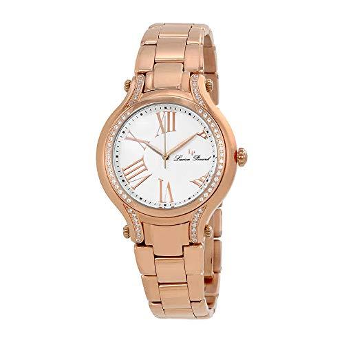 ルシアンピカール 腕時計 レディース LP-16353-RG-22 Lucien Piccard Women's LP-16353-RG-22 Elisia Analog Display Quartz Rose Gold-Tone Watchルシアンピカール 腕時計 レディース LP-16353-RG-22