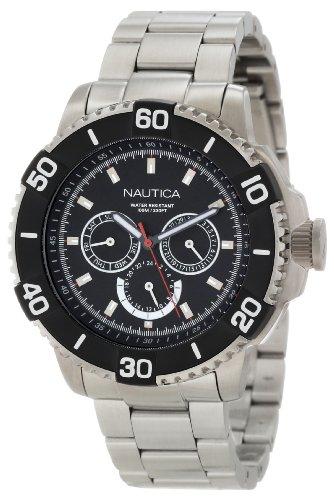 ノーティカ 腕時計 メンズ N19587G 【送料無料】Nautica Men's N19587G NST 501 Classic Analog Watchノーティカ 腕時計 メンズ N19587G