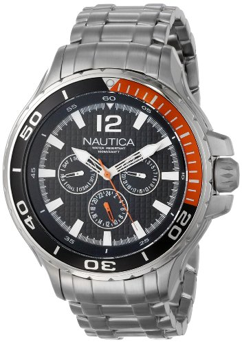 ノーティカ 腕時計 メンズ N22617G 【送料無料】Nautica Men's N22617G NST 02 Classic Analog Watchノーティカ 腕時計 メンズ N22617G