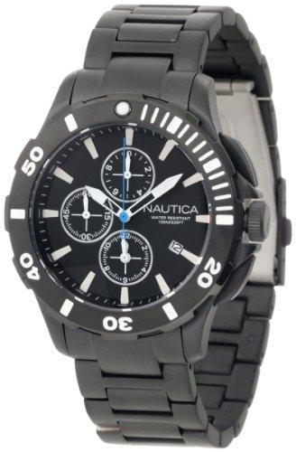 ノーティカ 腕時計 メンズ N23536G Nautica Men's N23536G Bfd 101 Dive Style Chrono Watchノーティカ 腕時計 メンズ N23536G