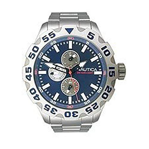 ノーティカ 腕時計 メンズ N20093G 【送料無料】Nautica Multifunction BFD 100 Marine Blue Dial Men's watch #N20093Gノーティカ 腕時計 メンズ N20093G