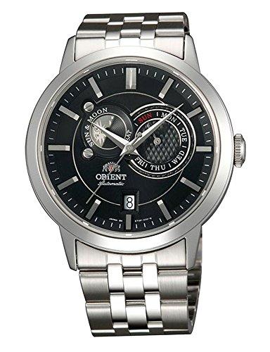 オリエント 腕時計 レディース 【送料無料】Orient Automatic Sun and Moon Watch with Sapphire Crystal ET0P002Bオリエント 腕時計 レディース