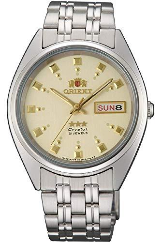 オリエント 腕時計 メンズ FAB00009B 【送料無料】Orient Women's Analogue Automatic Watch with Stainless Steel Strap FAB00009C9オリエント 腕時計 メンズ FAB00009B