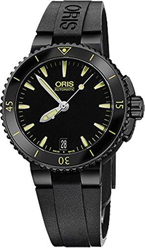 オリス 腕時計 レディース送料無料 Oris Aquis Date 73376524722RSオリス 腕時計 レディースJclTKF1