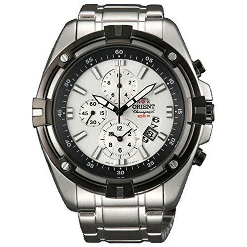オリエント 腕時計 メンズ Orient Japanese Quartz Wrist Watch TT0Y003W For Menオリエント 腕時計 メンズ