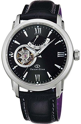 腕時計 オリエント メンズ WZ0221DA 【送料無料】ORIENT Watch ORIENTSTAR Semi Skeleton Automatic Black WZ0221DA Men腕時計 オリエント メンズ WZ0221DA