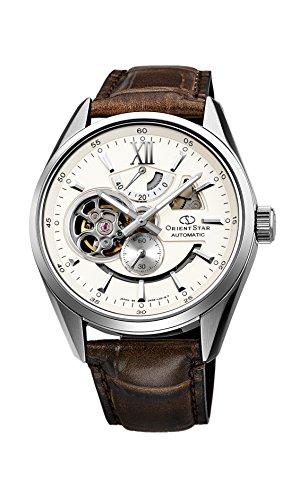 オリエント 腕時計 メンズ WZ0291DK 【送料無料】Orient Watch ORIENTSTAR Modern Skeleton Ivory WZ0291DK Menオリエント 腕時計 メンズ WZ0291DK