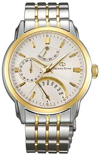 オリエント 腕時計 メンズ SDE00001W0 【送料無料】ORIENT Men's watch ORIENT STAR Retrograde Mechanical automatic (with manual winding) White SDE00001W0オリエント 腕時計 メンズ SDE00001W0