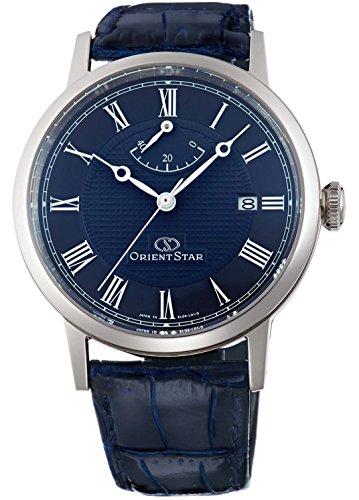 オリエント 腕時計 メンズ WZ0331EL 【送料無料】ORIENT Watch ORIENTSTAR Elegant Classic Automatic Navy WZ0331EL Menオリエント 腕時計 メンズ WZ0331EL