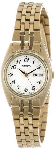 セイコー 腕時計 レディース SXA126 Seiko Women's SXA126 Functional Gold-Tone Stainless Steel Watchセイコー 腕時計 レディース SXA126
