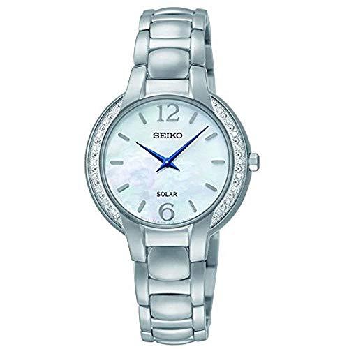セイコー 腕時計 レディース SUP253 Seiko Women's SUP253 Stainless Steel Watchセイコー 腕時計 レディース SUP253