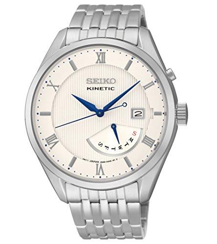 セイコー 腕時計 メンズ SRN055 Seiko Men's SRN055 Analog Display Japanese Quartz Silver Watchセイコー 腕時計 メンズ SRN055