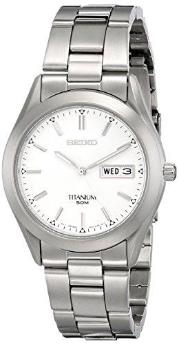 セイコー 腕時計 メンズ SGG705 Seiko Men's SGG705 Titanium Bracelet Watchセイコー 腕時計 メンズ SGG705