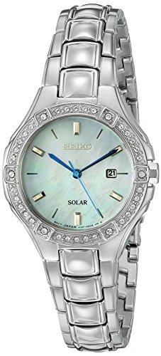 セイコー 腕時計 レディース SUT281 【送料無料】Seiko Women's 'Sport Watches' Quartz Stainless Steel Dress Watch (Model: SUT281)セイコー 腕時計 レディース SUT281