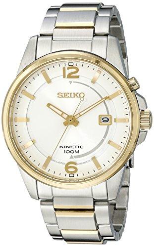 セイコー 腕時計 メンズ SKA672 Seiko Men's SKA672 Analog Display Analog Quartz Two Tone Watchセイコー 腕時計 メンズ SKA672