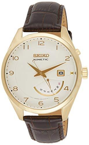 セイコー 腕時計 メンズ SRN052P1 【送料無料】Seiko Mens Kinetic Retrograde 100 metres SRN052P1セイコー 腕時計 メンズ SRN052P1