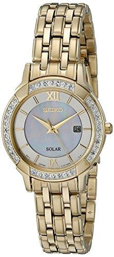 """セイコー 腕時計 レディース SUT280 【送料無料】Seiko Women""""s """"Sport Watches"""" Quartz Stainless Steel Dress Watch (Model: SUT280)セイコー 腕時計 レディース SUT280"""