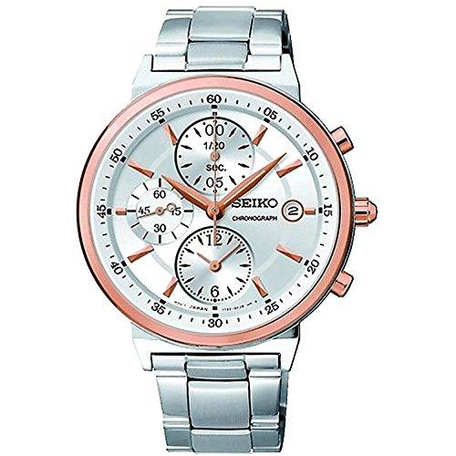 セイコー 腕時計 レディース SNDW48P1 【送料無料】Watch Seiko Neo Classic Sndw48p1 Women´s Silverセイコー 腕時計 レディース SNDW48P1