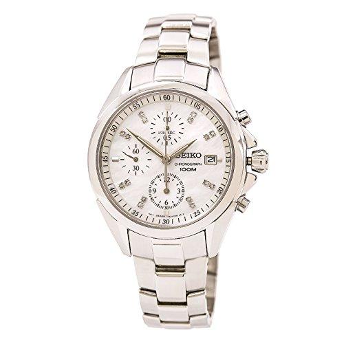 セイコー 腕時計 レディース 夏のボーナス特集 Seiko Chronograph Women's Quartz Watch SNDY31P1セイコー 腕時計 レディース 夏のボーナス特集