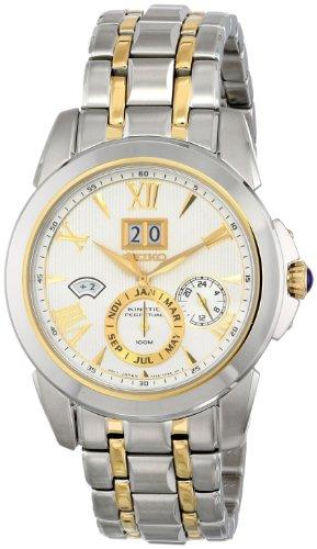 セイコー 腕時計 メンズ SNP066 Seiko Men's SNP066 Analog Display Japanese Quartz Two Tone Watchセイコー 腕時計 メンズ SNP066