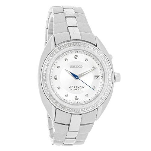 セイコー 腕時計 レディース 【送料無料】Seiko Arctura Women's Kinetic Watch SKA893セイコー 腕時計 レディース