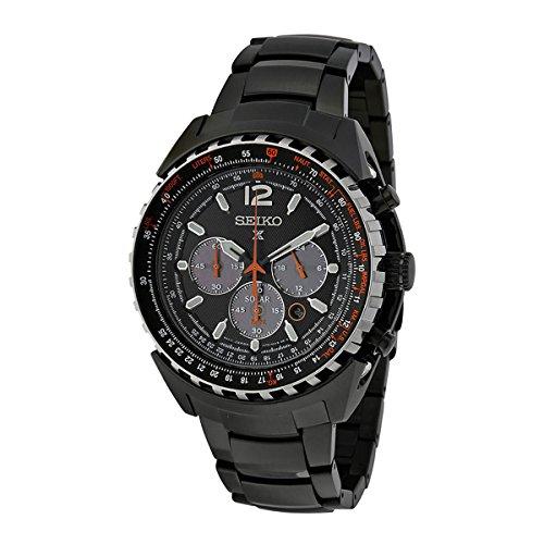 セイコー 腕時計 メンズ SSC263P1 【送料無料】Seiko Prospex SSC263P1 Men's Solar, Chronograph, 100m Water Resistant Watchセイコー 腕時計 メンズ SSC263P1