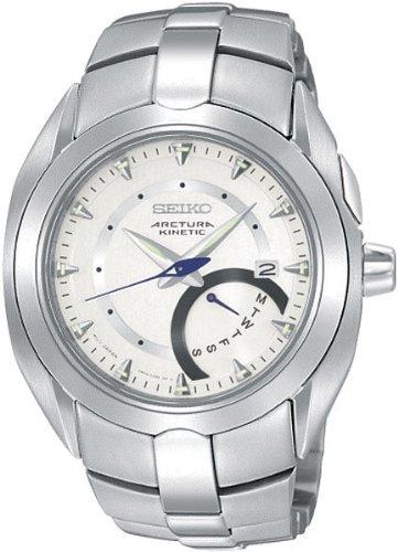 セイコー 腕時計 メンズ SRN015 【送料無料】Seiko Men's Kinetic Watch SRN015セイコー 腕時計 メンズ SRN015