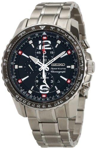 セイコー 腕時計 メンズ SNAE95 【送料無料】Seiko Men's SNAE95 Analog Japanese-Quartz Silver Watchセイコー 腕時計 メンズ SNAE95