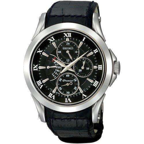セイコー 腕時計 メンズ SRL021 【送料無料】Seiko Men's SRL021 Black Dial Watchセイコー 腕時計 メンズ SRL021