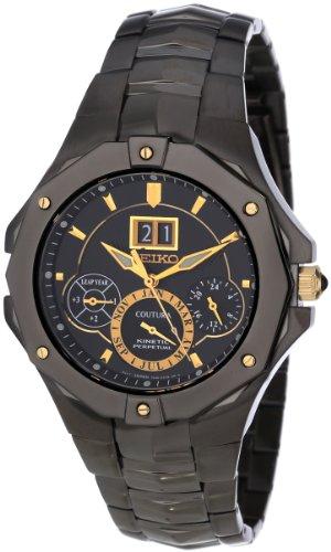 セイコー 腕時計 メンズ SNP017 Seiko Men's SNP017 Coutura Kinetic Perpetual Watchセイコー 腕時計 メンズ SNP017