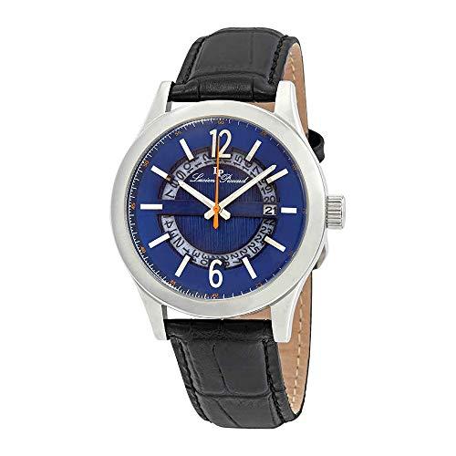 腕時計 ルシアンピカール メンズ LP-40020-03 【送料無料】Lucien Piccard Oxford Blue Dial Men's Watch LP-40020-03腕時計 ルシアンピカール メンズ LP-40020-03