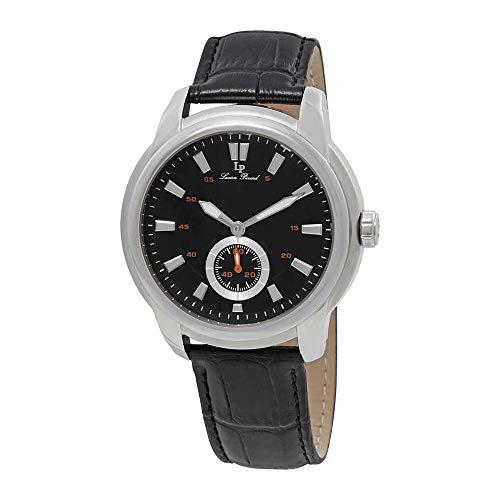 ルシアンピカール 腕時計 メンズ LP-40032-01 【送料無料】Lucien Piccard Duval Dress Black Dial Men's Watch 40032-01ルシアンピカール 腕時計 メンズ LP-40032-01