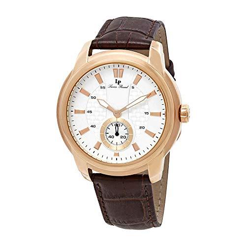 ルシアンピカール 腕時計 メンズ LP-40032-RG-02S-BRW Lucien Piccard Duval Dress Men's Watch 40032-RG-02S-BRWルシアンピカール 腕時計 メンズ LP-40032-RG-02S-BRW