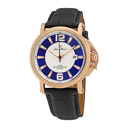 ルシアンピカール 腕時計 メンズ LP-40018-RG-03-SC 【送料無料】Lucien Piccard Triomf Blue Men's Watch LP-40018-RG-03-SCルシアンピカール 腕時計 メンズ LP-40018-RG-03-SC