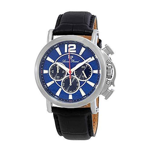 腕時計 ルシアンピカール メンズ LP-40018C-03 【送料無料】Lucien Piccard Triomf GMT Chronograph Men's Watch 40018C-03腕時計 ルシアンピカール メンズ LP-40018C-03
