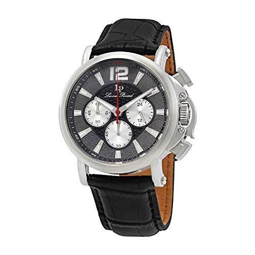 腕時計 ルシアンピカール メンズ LP-40018C-01 【送料無料】Lucien Piccard Triomf GMT Chronograph Men's Watch 40018C-01腕時計 ルシアンピカール メンズ LP-40018C-01