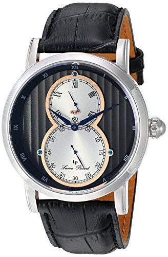 ルシアンピカール 腕時計 メンズ LP-40044-01-RA Lucien Piccard Infinity Dual Time Men's Watch 40044-01-RAルシアンピカール 腕時計 メンズ LP-40044-01-RA